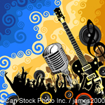 Music and Dance - ©Can Stock Photo Inc. / james2000