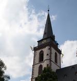 St.Ursula's Church Tower in Oberursel