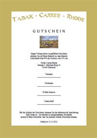 Schulbedarf Gutschein 2012