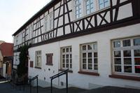 The Vortaunusmuseum at the Marktplatz in Oberursel