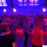 The dance floor at 10pm