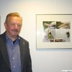 Reinhart Stoll with Eine Schnecke auf der Suche nach Ruhe