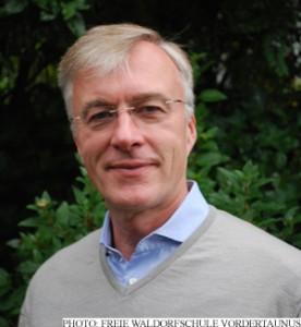 Dr. Ralf Gissel (Photo: Freie Waldorfschule Vordertaunus)