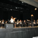 Oberursel Grammar School's brass and woodwind orchestra
