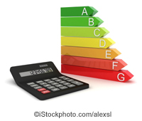Energy Saving Calculator - ©iStockphoto.com/alexsl