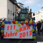 111 Jahre Kappenclub Kronberg e.V.