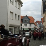 Travelling along the Strackgasse