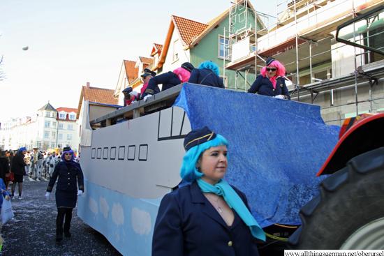 Kleintierzuchtverein Stierstadt e.V. - Party-Piloten haben Spaß und geben heute richtig Gas