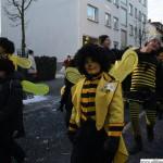 BCV Fussgruppe - die Bienen