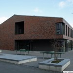 Grundschule Mitte - the new building in 2013