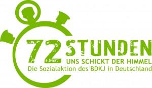 72 Stunden Logo