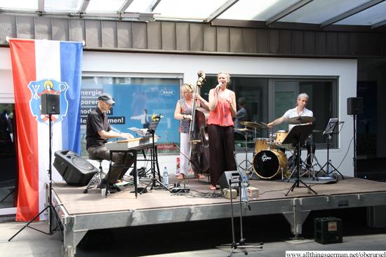 Regina Klein & Band in the Kürtellsmühle