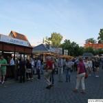 The Marktplatz on Friday evening