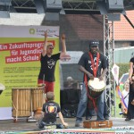 Impuls performing on stage