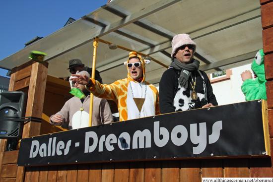 KV02 Oberhöchstadt Männerballett Dallas Dreamboys