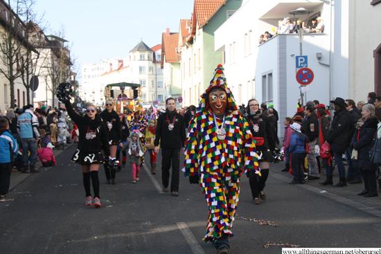Königsteiner Narrenclub - Fußgruppe
