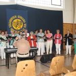 The female choir
