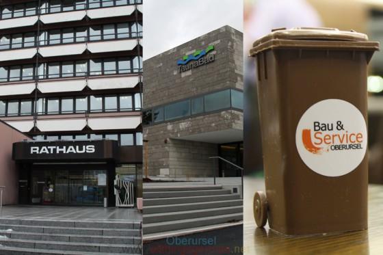 Rathaus- Taunabad - Biotonne