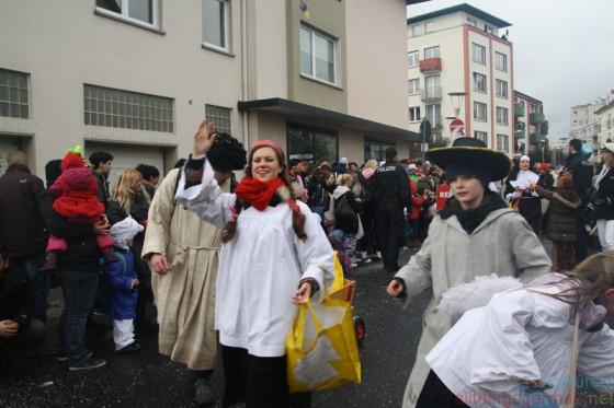 St.Ursula & St.Hedwig Fußgruppe