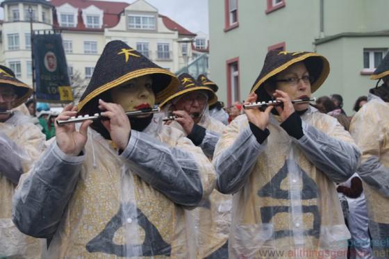 Spielmannszug der Freiwilligen Feuerwehr Bad Homburg Kirdorf