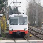 Nr. 406 enters Oberursel station