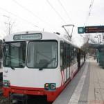 Nr. 406 in Oberursel station