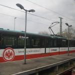 Nr. 406 in the refuge siding beyond Römerstadt