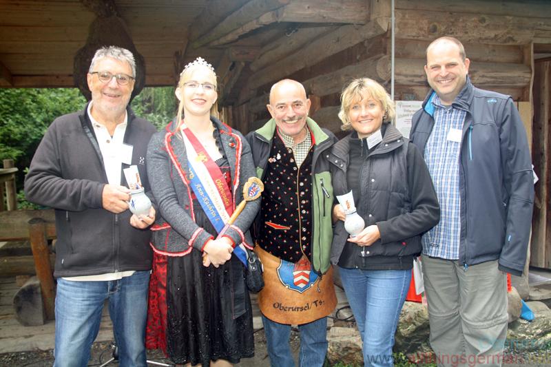 Klaus Witzel, Ann-Kathrin I., Rainer, Sabine Kinkel, Thorsten Schorr