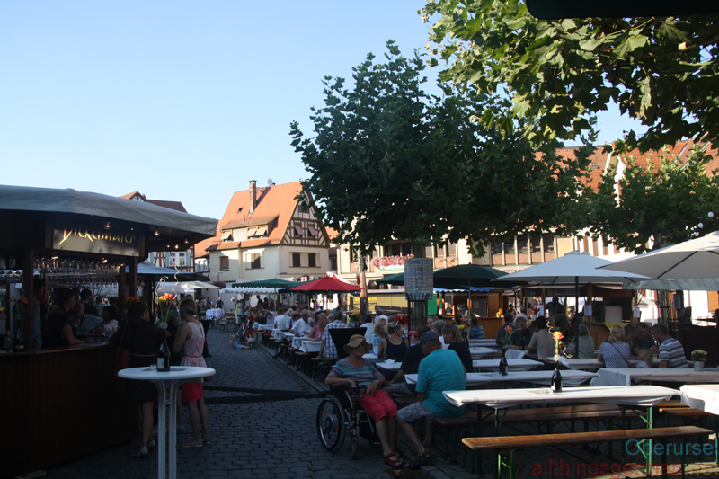 18th Rheingau Wine Festival