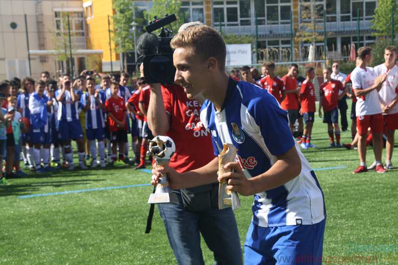Best Player and Best Scorer - Joel Oliveira Cavalho