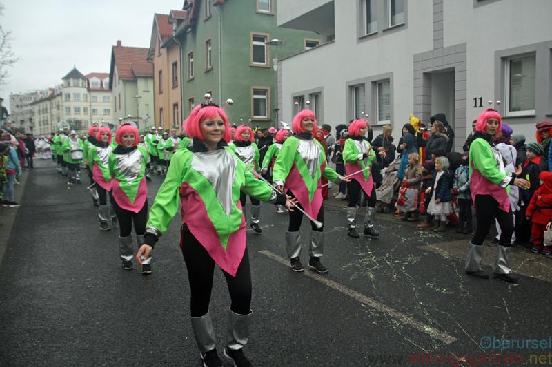 Fanfarenzug 1964 Hundstadt - Taunus-Karnevalszug 2019