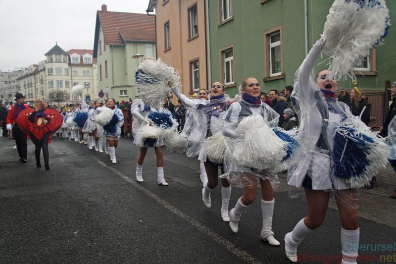HCV 1902 Bad Homburg - Taunus-Karnevalszug 2019