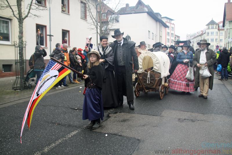 Country & Western Club Bommersheim - Taunus-Karnevalszug 2019