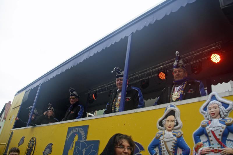 SCC Steinbach - Taunus-Karnevalszug 2019