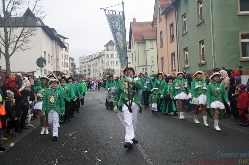 Konzert-Orchester-Offenbach - Taunus-Karnevalszug 2019