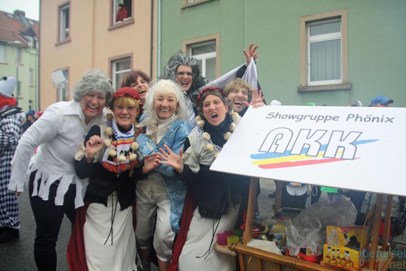 AKK Kelkheim - Taunus-Karnevalszug 2019