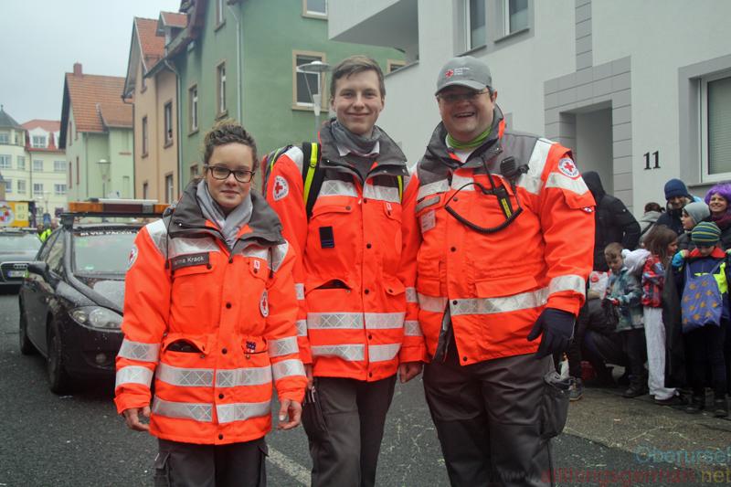 DRK Oberursel - Taunus-Karnevalszug 2019
