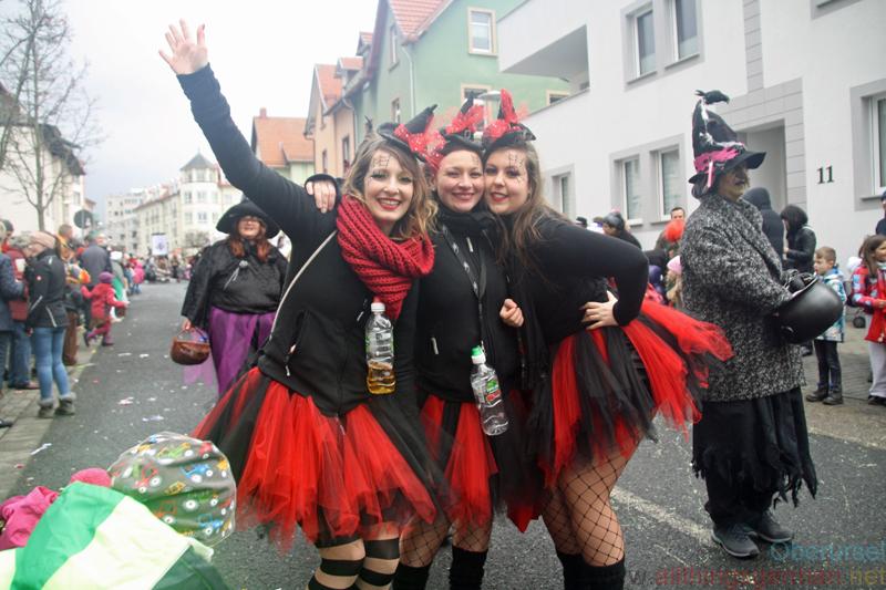 Kappen Klub Kronberg 1902 e.V. - Taunus-Karnevalszug 2019