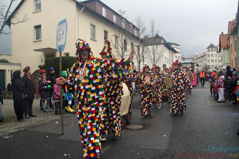 Königsteiner Narrenclub - Taunus-Karnevalszug 2019