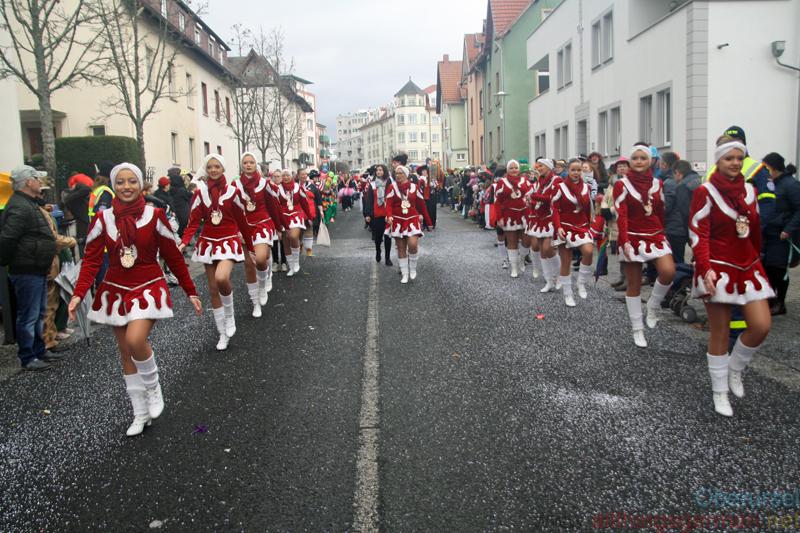 CV Heiterkeit 1919 Kirdorf - Taunus-Karnevalszug 2019