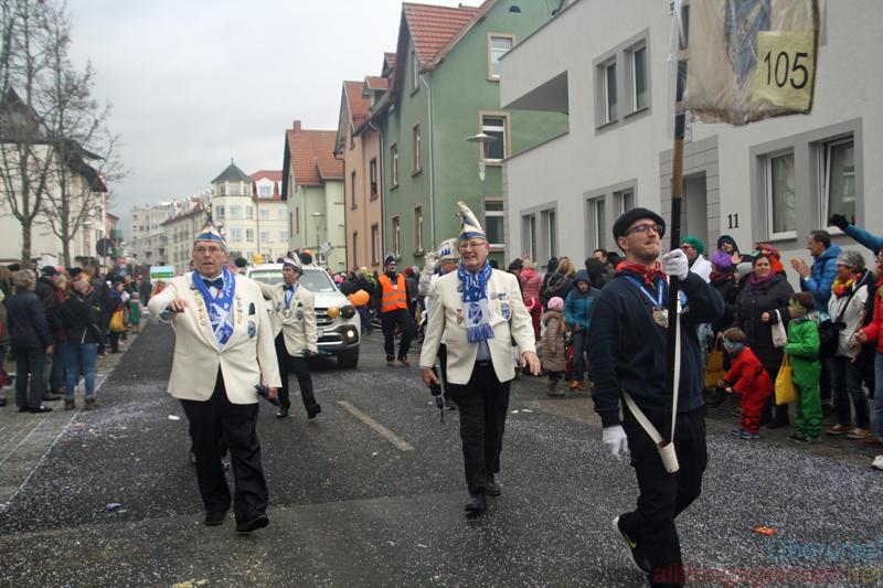 Freundes des Carneval e.V. - Taunus-Karnevalzug 2019