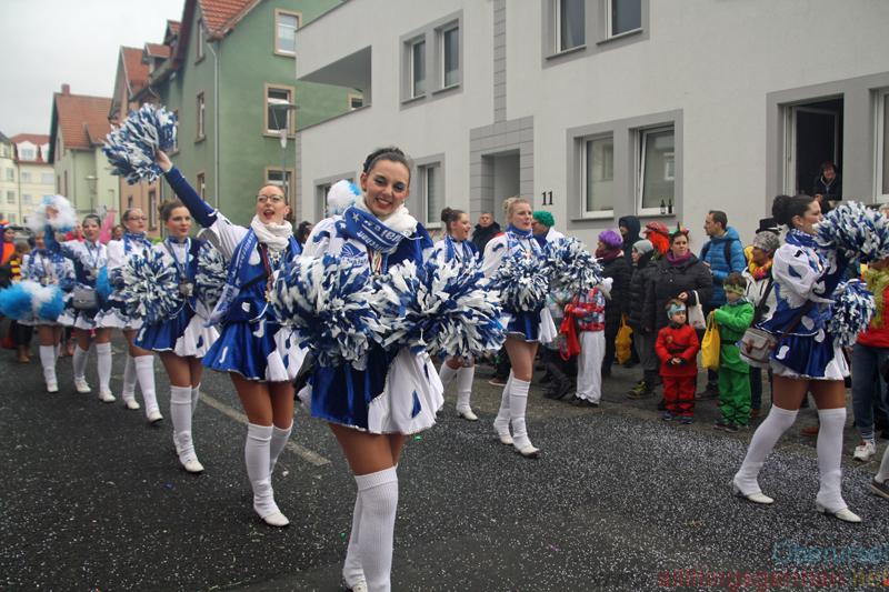AFC Bad Homburg - Taunus-Karnevalszug