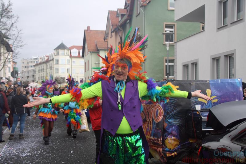 UCV Usingen 1951 - Taunus-Karnevalszug 2019
