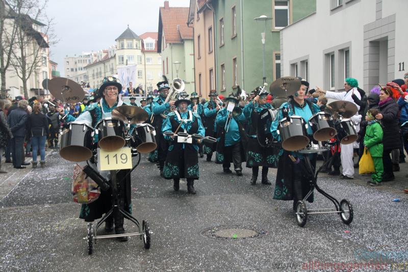Kerlocher Schnappsäck - Taunus-Karnevalszug