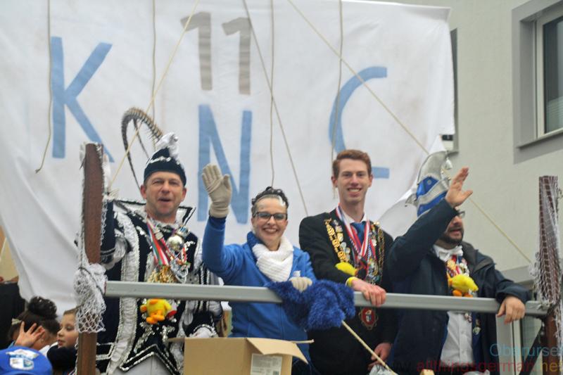 Kransberger Narren Club - Taunus-Karnevalszug