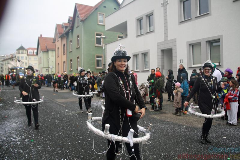 Usinger Narren Zunft 2014 e.V. (UNZ) - Taunus-Karnevalszug 2019