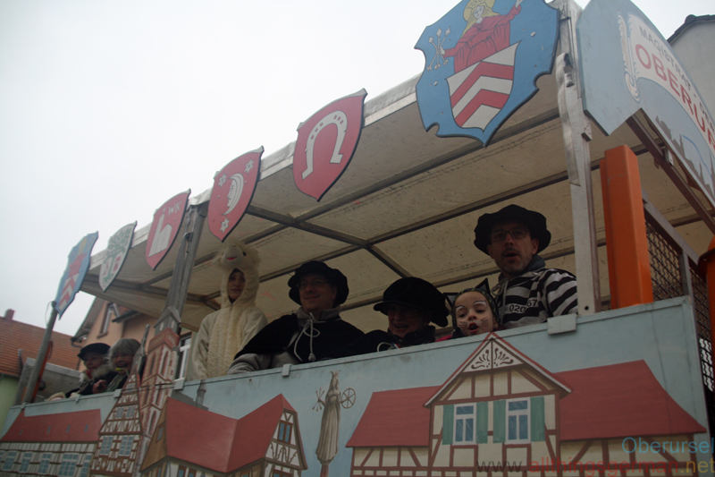 Magistrat der Stadt Oberursel - Taunus-Karnevalszug