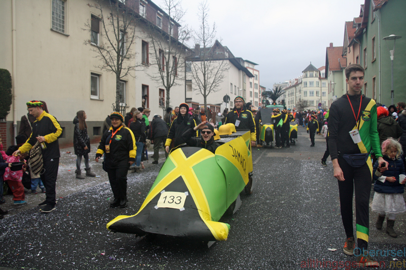 Freiwillige Feuerwehr Fischbach - Taunus-Karnevalszug 2019