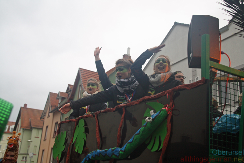 Fancy Beats - Taunus-Karnevalszug 2019