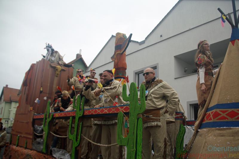 VIP-Klub Bommersheim - Taunus-Karnevalszug 2019